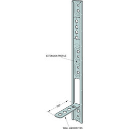 Simpson Strong-Tie C2KS Wall Starter Kit 2400mm