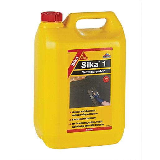 Sika 1 Integral Liquid Waterproofer 5L