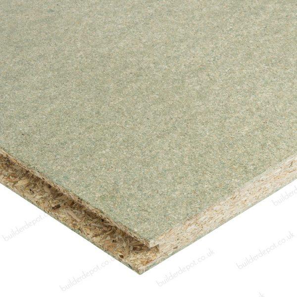 Pack of T & G Moisture Resistant Chipboard Flooring P5 M/R 18mm