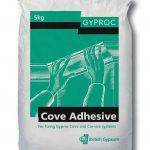 British Gypsum Gyproc Cove Plaster Adhesive – 5kg
