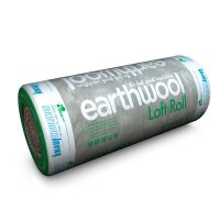 KNAUF INSULATION 200MM | Pack of Knauf Earthwool Loft Roll 44 200mm - 5.93m2