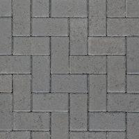 Charcoal Driveway Block Paving 200mm X 100mm X 50mm