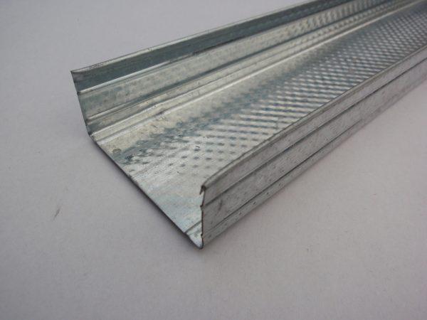 Pack of Drywall Steel U Channel 94mm – 3.0m
