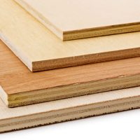 Pallet of Chinese Hardwood Faced Structural Ext WBP Plywood 5.5mm