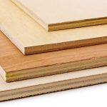 Pallet of Chinese Hardwood Faced Structural Ext WBP Plywood 9mm