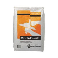 British Gypsum Multi finish Plaster - 25kg
