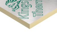 (Pack) Kingspan Thermapitch TP10 PIR Insulation Board 1200mm x 2400mm x 150mm (Pack = 5)